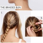 Spring Step By Step Hair Tutorials 11