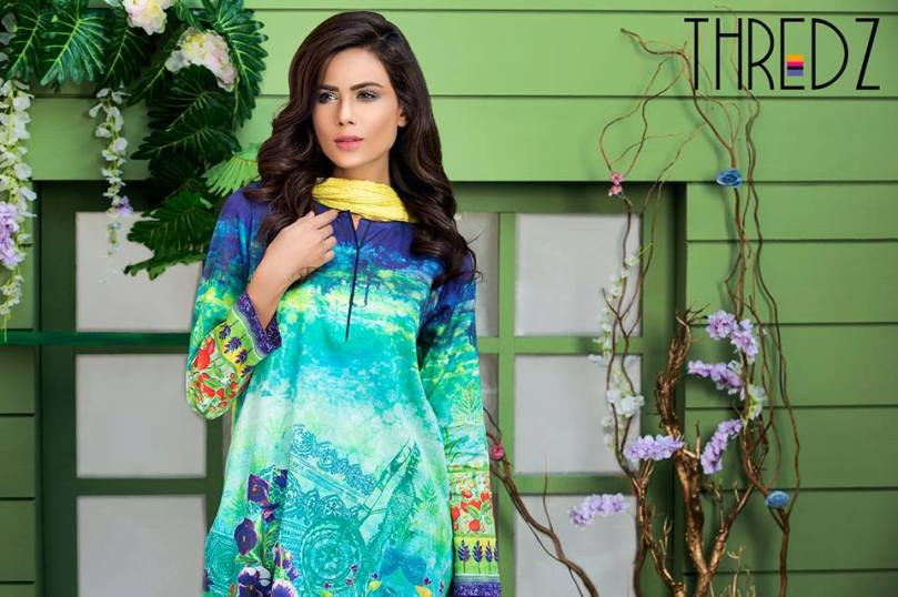 Spring Summer Stitched Tunics Collection Threadz 2016 16