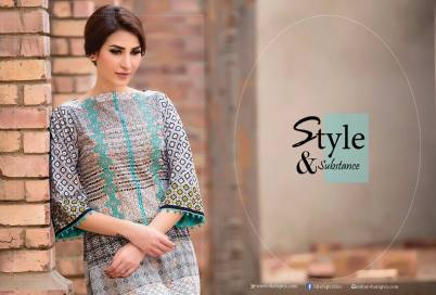 Subhata Embroidered Spring Collection Shariq Textiles 2016 4