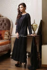 Three Piece Ready To Wear Formal Dresses Gul Warun 2016 9