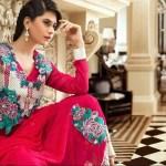 Wijdan Chiffon Spring Collection Salam Textile 2016