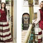 Wijdan Chiffon Spring Collection Salam Textile 2016 4