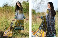 Anum Printed Lawn Dresses Al Zohaib Collection 2016 10