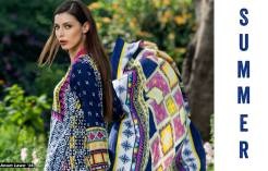 Anum Printed Lawn Dresses Al Zohaib Collection 2016 21