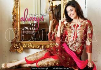 Charizma Luxury Chiffon Collection Vol-6 2016 5