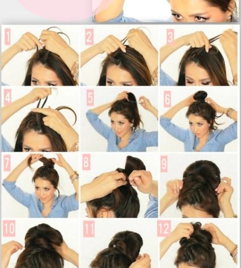 Hair Tutorials For Long Hair In Spring Summer Season