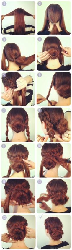 Hair Tutorials For Long Hair In Spring & Summer Season 6