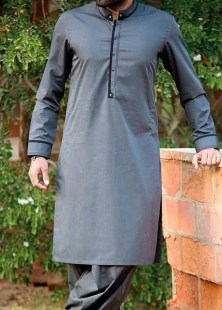 Junaid Jamshed Men's Summer Kurta Collection 2016 10