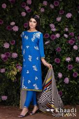 Khaadi Lawn 3 Piece Bold Impressions Summer Collection 12