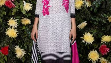 Khaadi Lawn 3 Piece Bold Impressions Summer Collection 2016