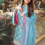 Khaadi Spring Season Two Piece Casual Wear 2016 13