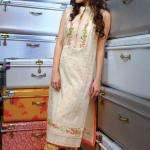 Khaadi Spring Season Two Piece Casual Wear 2016 7