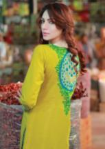 Khaadi Spring Season Two Piece Casual Wear 2016 9