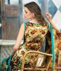 Mahnoor Embroidered Spring Summer Lawn Al Zohaib 2016 2