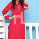 Nishat Linen Formal Wear Silk Dresses 2016 4