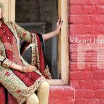 Nishat Linen Vibrant Impulses Summer Lawn 2016