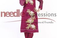Ready To Wear Embroidered Spring Collection 2016