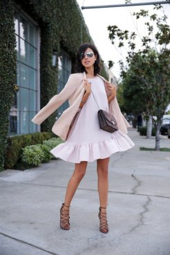 Ruffled Style Outfits For The Spring Season 2016 10