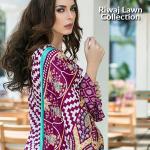 Shariq Textiles Riwaj Summer Lawn Collection 2016 4