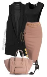 Stylish Spring Polyvore Outfits To Try This Season 12