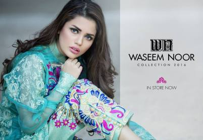 Waseem Noor Luxury Lucid dreams collection