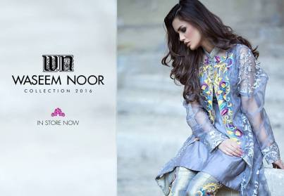 Waseem Noor Luxury Lucid Dreams Collection 2016 9