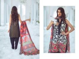 Crimson Lawn Dresses Farah Talib Aziz Collection 2016 2