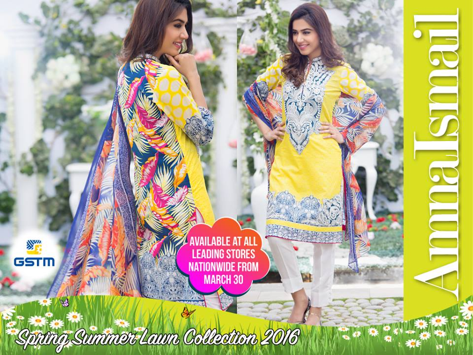 Embroidered Summer Lawn Dresses