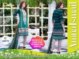 Embroidered Summer Lawn Dresses By Amna Ismail 2016 3