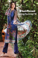 Gul Ahmed Spring Summer Catalog 2016 10