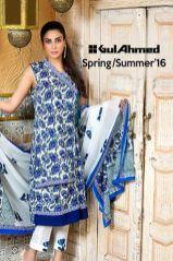 Gul Ahmed Spring Summer Catalog 2016 12