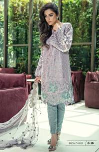 Maria B Summer Lawn Dresses Vol-1 2016 Collection 10