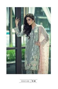 Maria B Summer Lawn Dresses Vol-1 2016 Collection 9