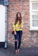 Off The Shoulder Summer Tops Women Casual Wear 11