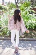 Off The Shoulder Summer Tops Women Casual Wear 8