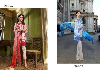 Sobia Nazir Luxury Lawn Collection SS 2016 9