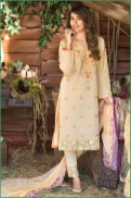 Alkaram Luxurious Lawn Shalwar Kameez Vol-2 2016 10
