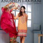 Anusheh Lakhani Fancy Summer Lawn 2016 3