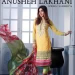 Anusheh Lakhani Fancy Lawn