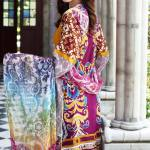 Embroidered Chiffon 3 Pcs Summer Collection 2016 2