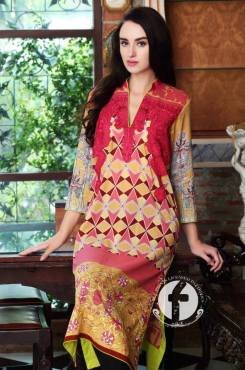 Embroidered Kurti Summer Collection