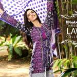 Gul Ahmed Printed Lawn Suits 3 Pcs Collection 2016