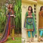 Jubilee Lawn Summer Shalwar Kameez Vol-2 2016 14