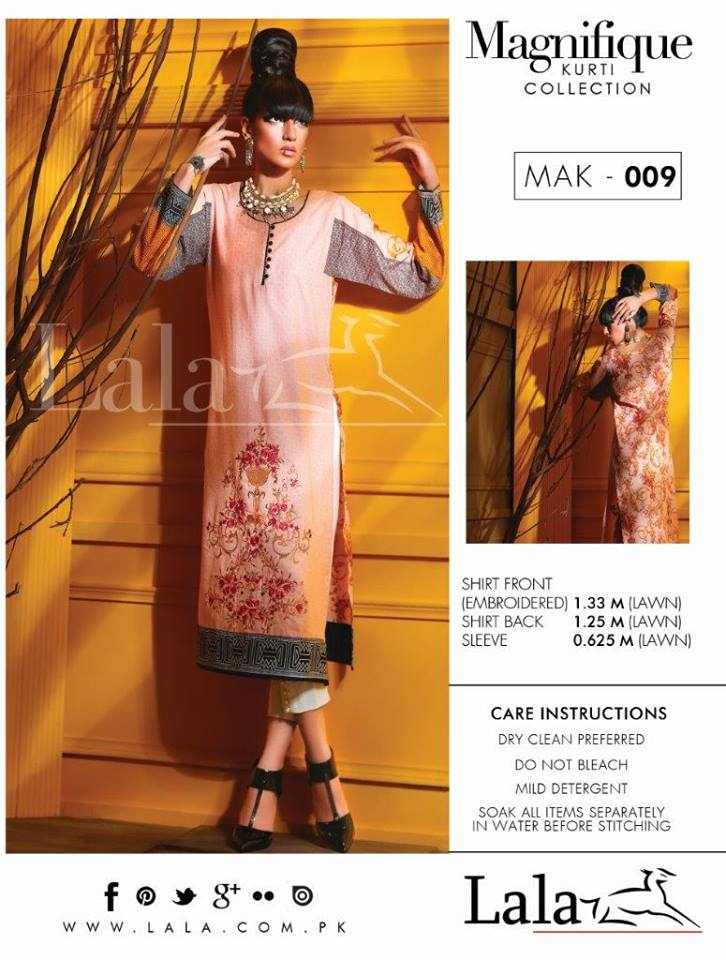 Magnifique summer kurti collection