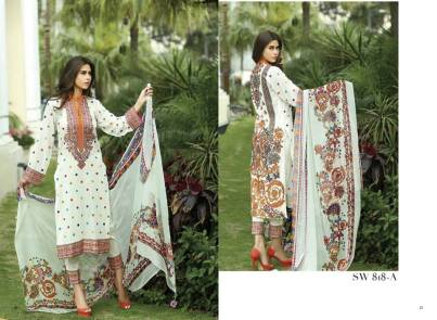 Nation Swiss Lawn Embroidered Summer Dresses 2016 14