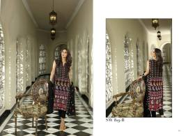 Nation Swiss Lawn Embroidered Summer Dresses 2016 7
