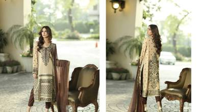 Swiss Lawn Embroidered Summer Dresses