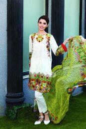 Nisha Lawn Summer Shalwar Kameez Vol-2 By Nishat Linen 2016 16