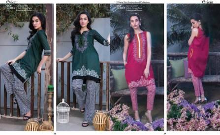 Orient Textiles Summer Lawn Collection Vol-2 2016 19