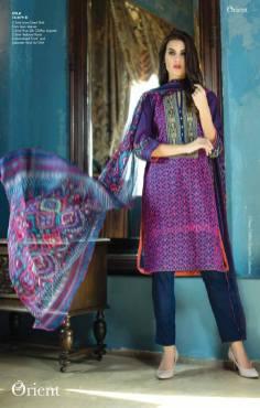 Orient Textiles Summer Lawn Collection Vol-2 2016 9